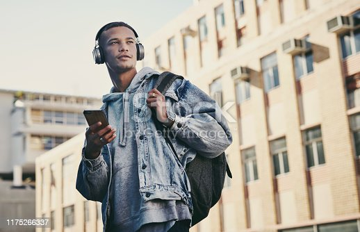 1165318420istockphoto I go better when I go with music 1175266337