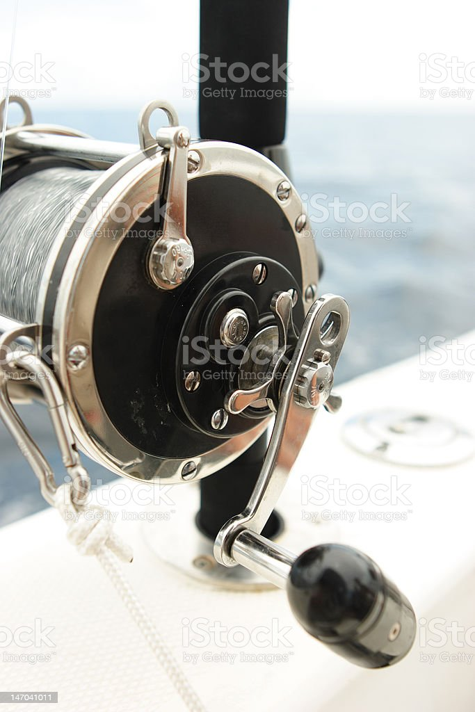 Go fishing! stock photo