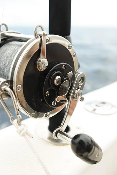 Go fishing! stock photo