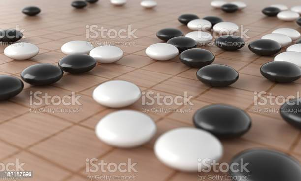 Go Game Stock Photo - Download Image Now