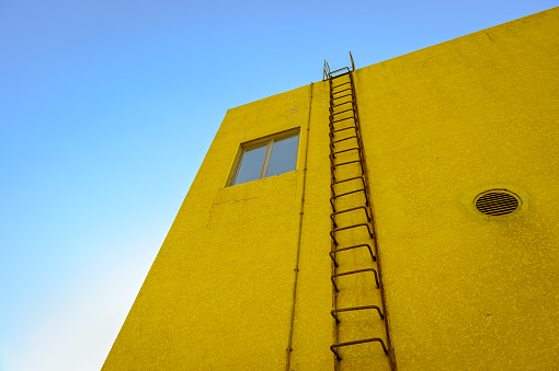 Go, the ladder to the sky