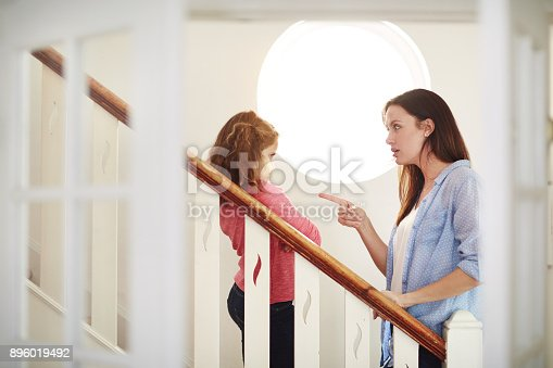 istock Go to your room and think about what you've done 896019492