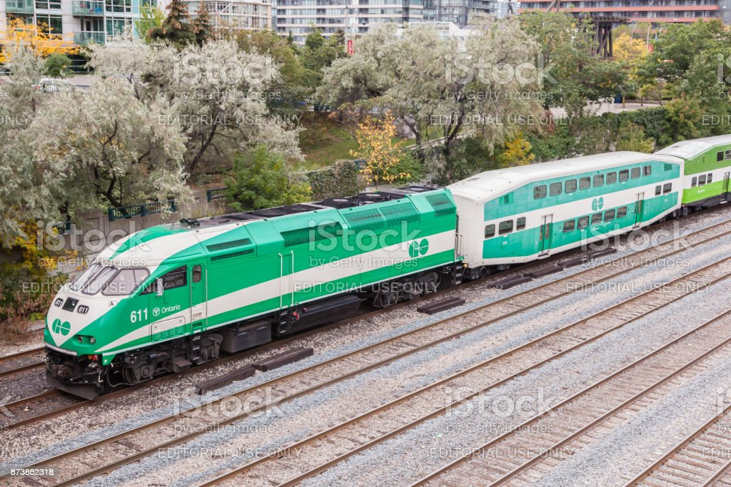 Go Transitzug in Toronto – Foto