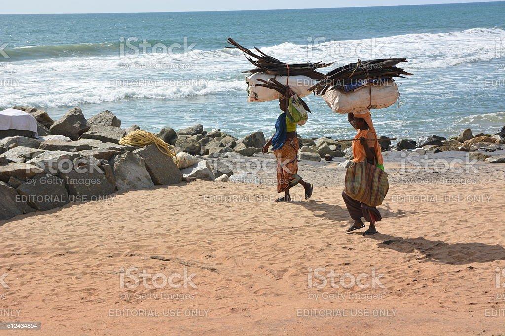 Goa transportation royalty-free stock photo