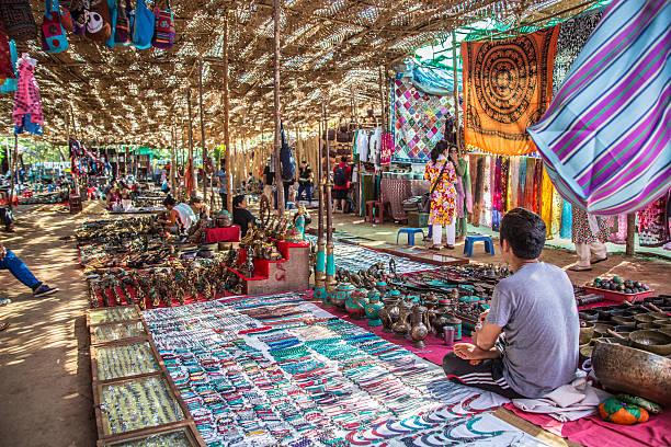 Goa_market_local – Foto