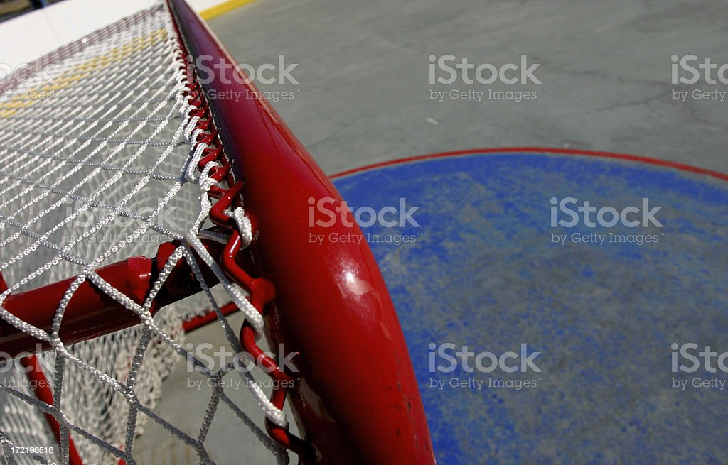 Goal royalty-free stock photo