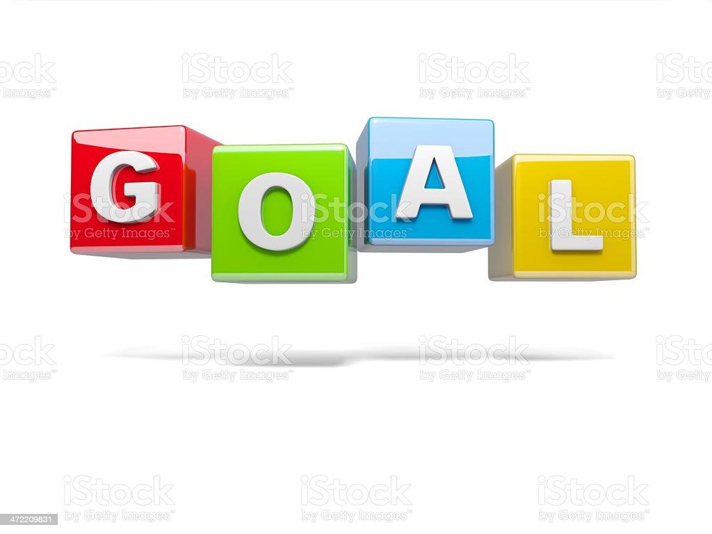 goal royalty-free stock photo