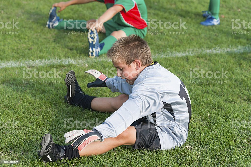 Torwart Kinder-football – Foto