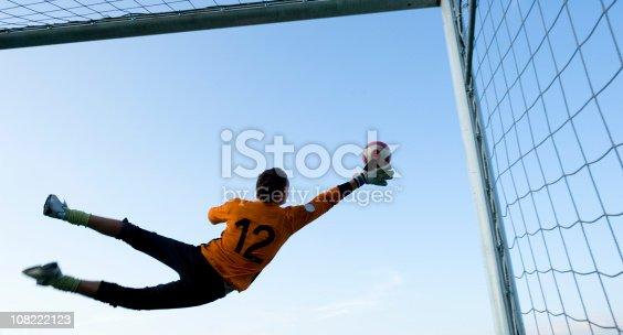 istock Goalkeeper 108222123