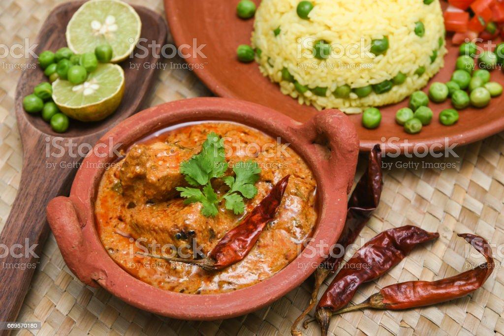 Goan Chicken Karahi Currytikka Masalakorma Hot And Spicy