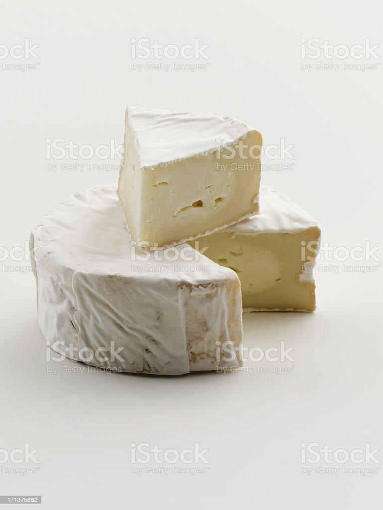 brie crémeux au lait de chèvre - Photo