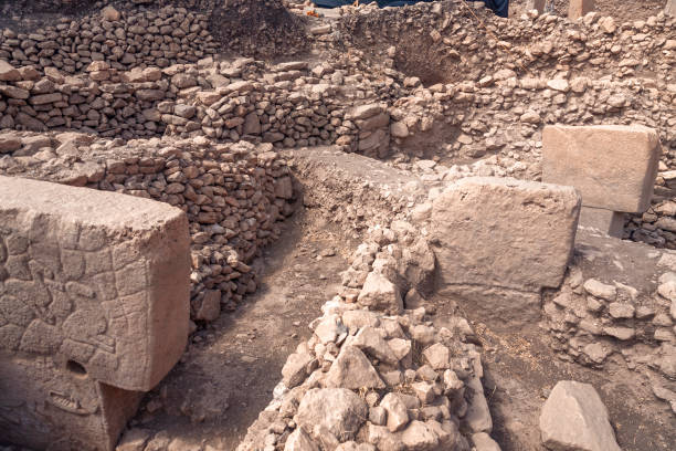 Gobeklitepe stock photo