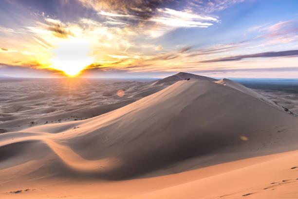 砂漠 ゴビ 砂漠にて計画されているソーラー発電について!