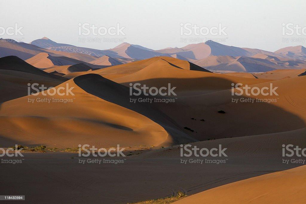 gobi desert stock photo