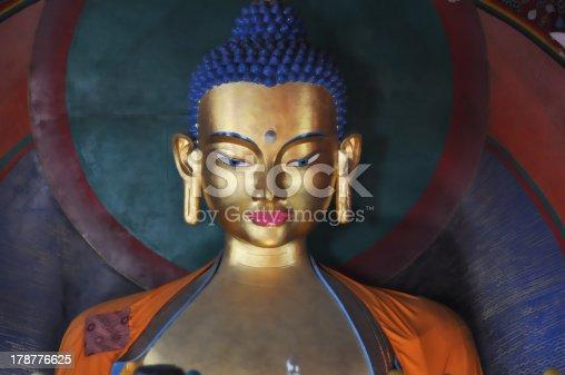 Please see some similar pictures:God Gautam Buddha India