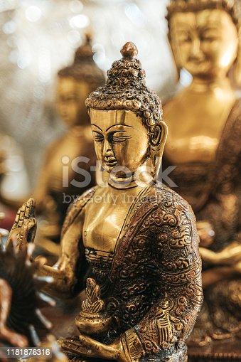 God Goutama Buddha also known as Siddhārtha Gautama
