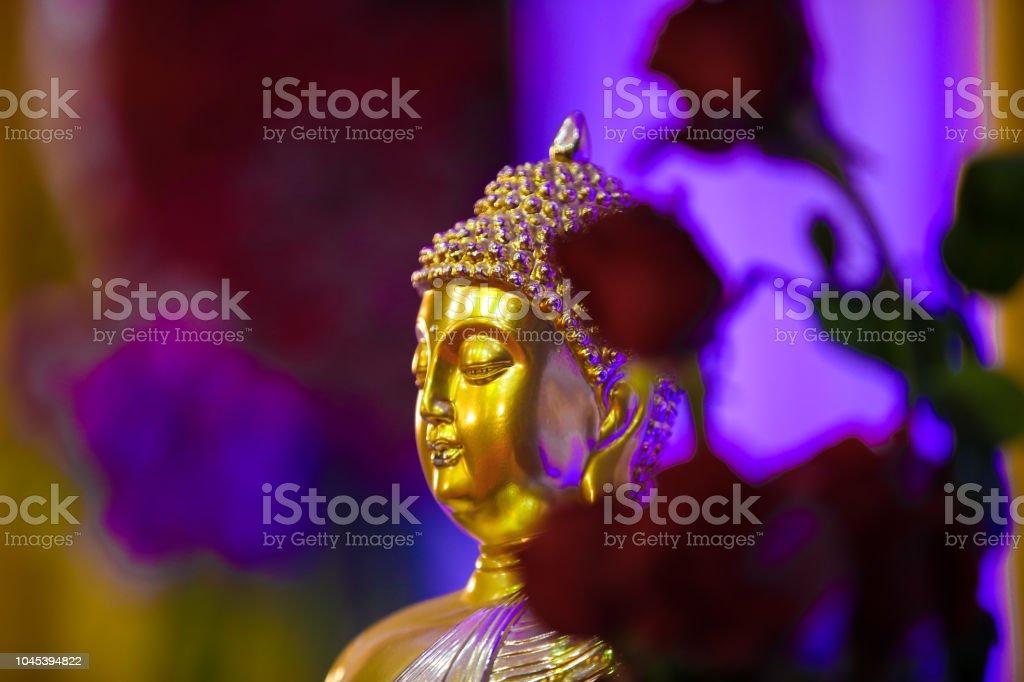 God Goutama Buddha stock photo