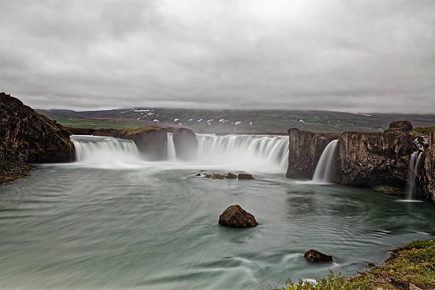 Godafoss-Wasserfall, Insel – Foto