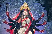Goddess kali idol