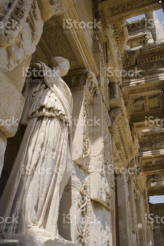 Goddess Of Ephesus stock photo