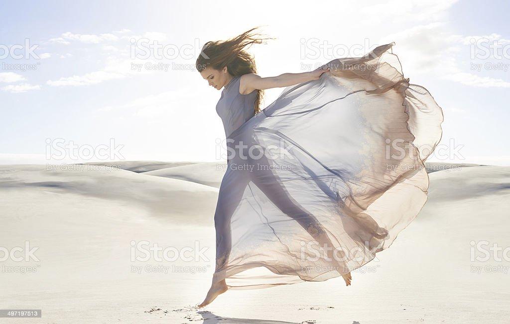 Goddess of freedom foto