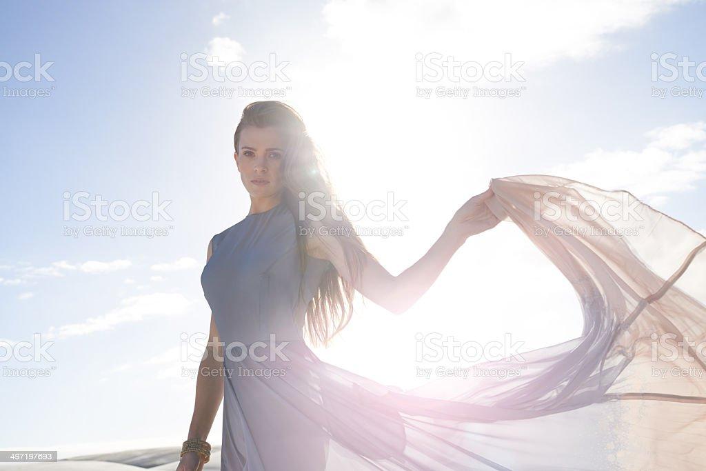 Déesse du soleil - Photo