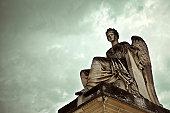 istock Goddess Statue 157738470
