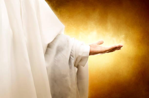 God's hand – Foto