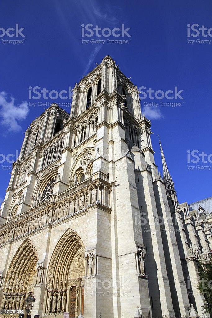 God's Tower royalty-free stock photo
