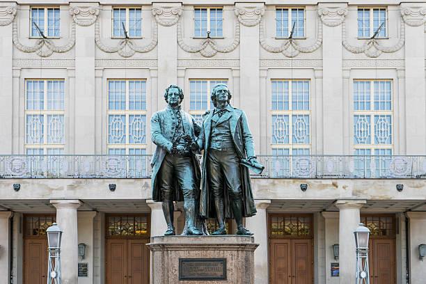 Goethe und Schiller – Foto