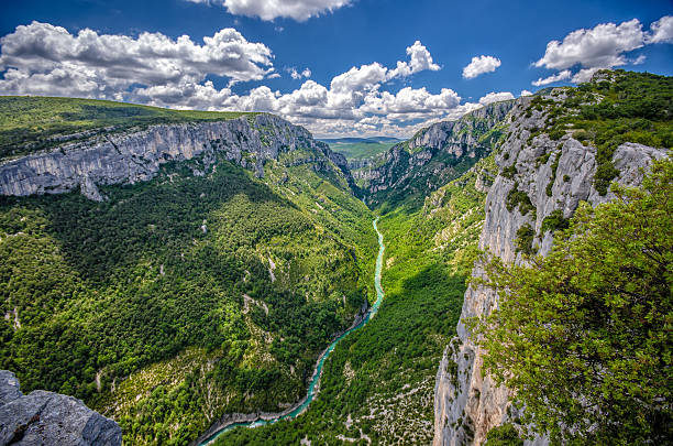 Goges du Verdon (canyon of Verdon), Frankreich – Foto