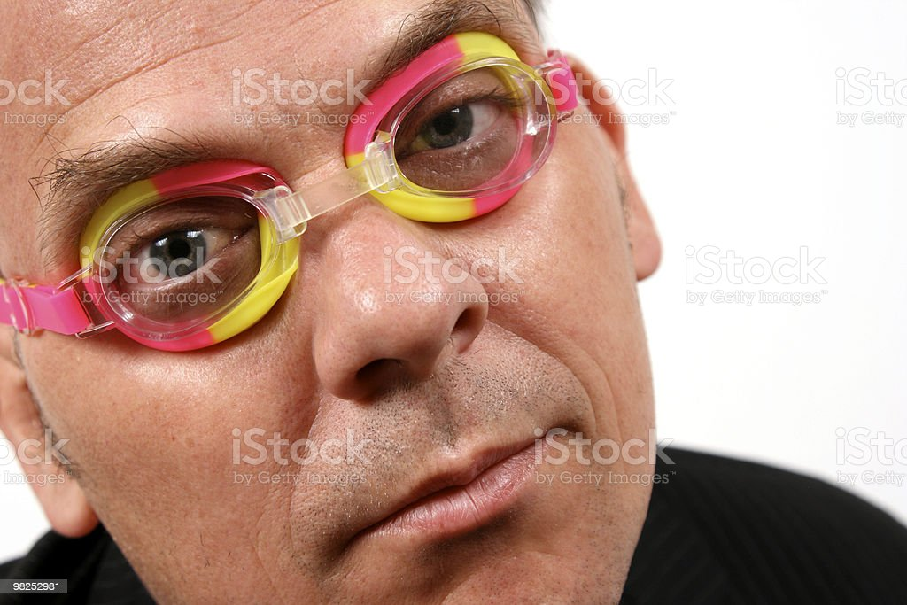 Goggles royalty-free stock photo