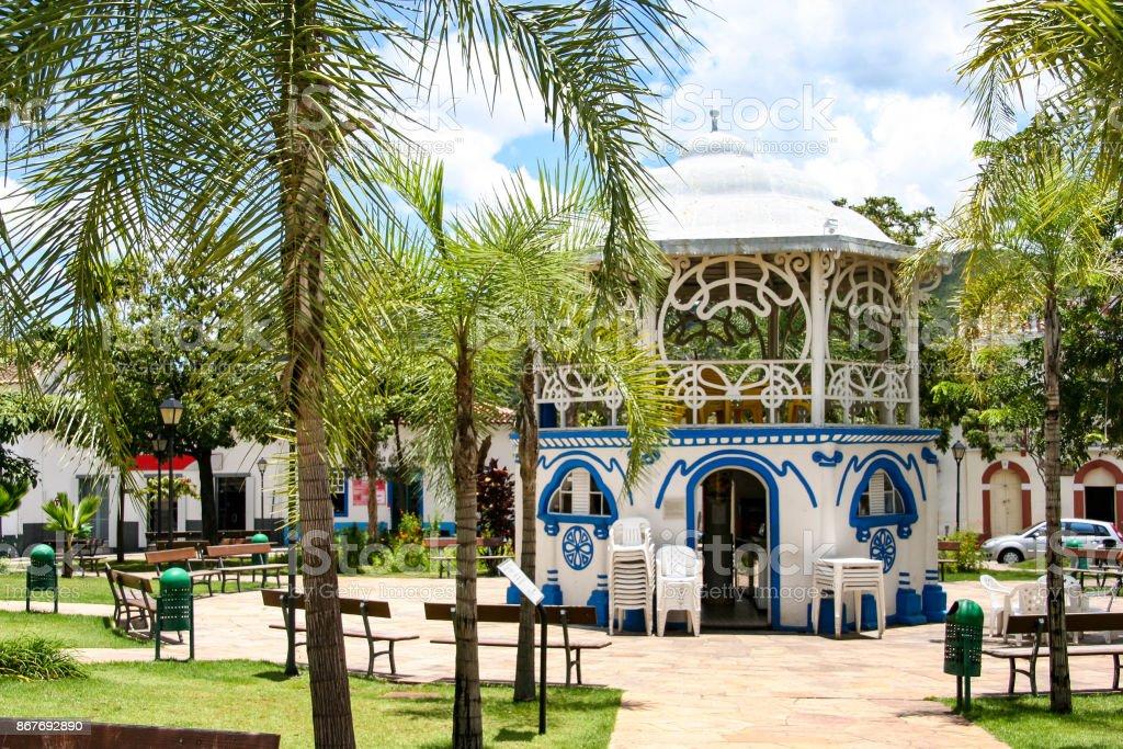 Goias Es Un Municipio En El Estado De Goiás En Brasil Y La
