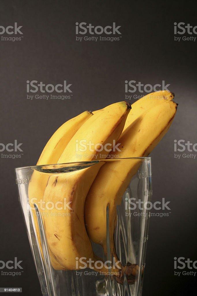 Going Bananas royalty-free stock photo