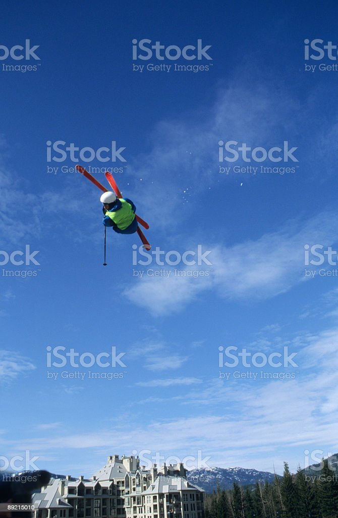 Going Big royalty-free stock photo