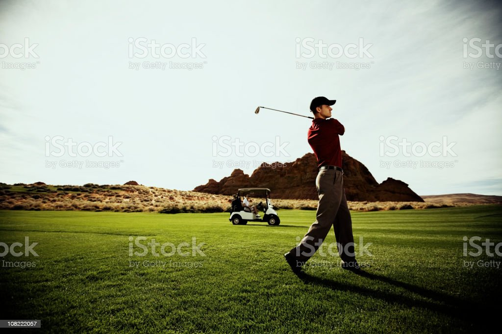 Going for Broke royalty-free stock photo