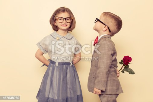 istock Going for It 467638269
