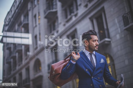 istock Going home for the weekend 870207674