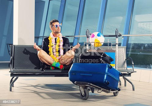 istock Going on holiday 494238217