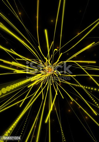 900295592 istock photo Going Through A Tunnel With High Speed 1058321024