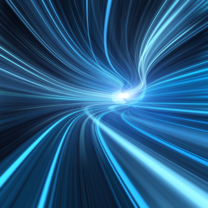 545558628 istock photo Going Through A Tunnel With High Speed 155154420