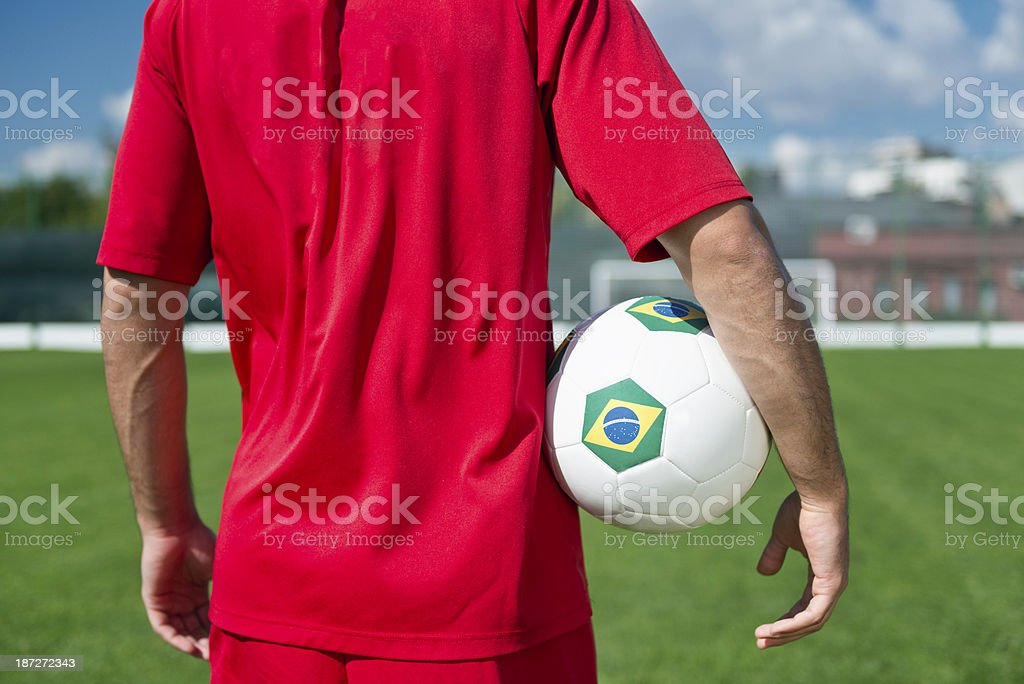 Going to Brazil royalty-free stock photo