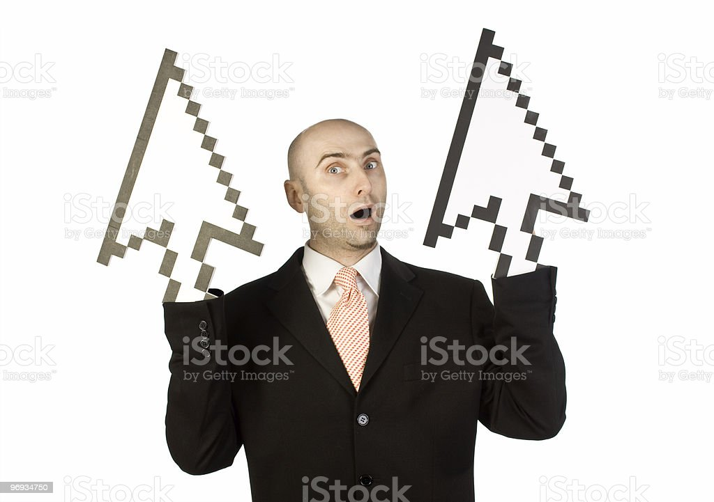 Going Up royalty-free stock photo