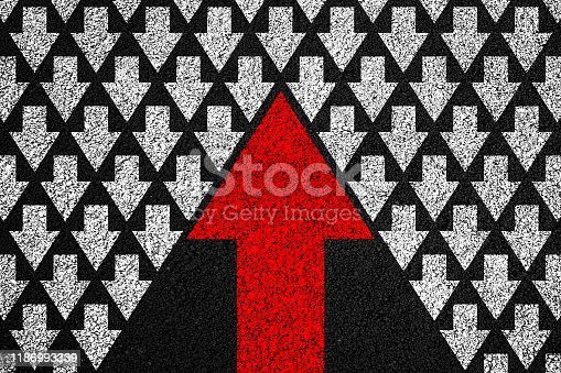 1088508096 istock photo Going your own way background 1186993339