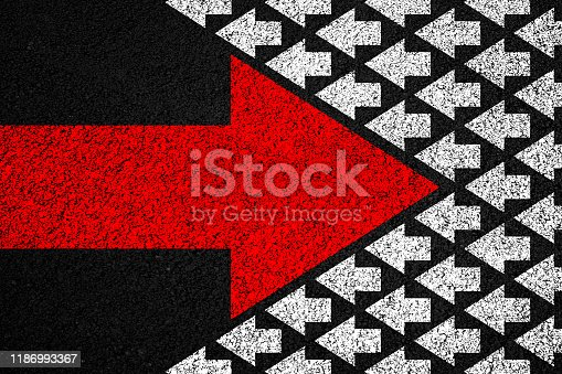 1088508096 istock photo Going your own way background 1186993367