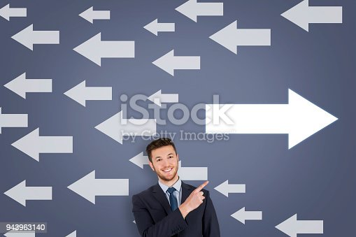 621936988istockphoto Going Your Own Way on Touch Screen 943963140