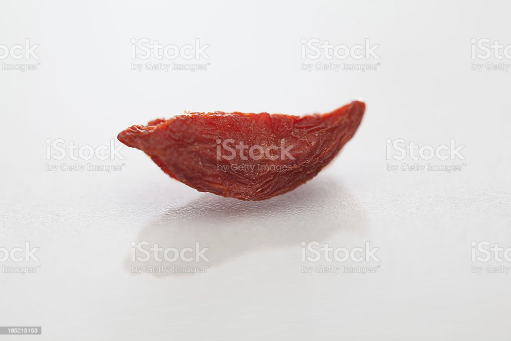Goji, Wolfberry royalty-free stock photo