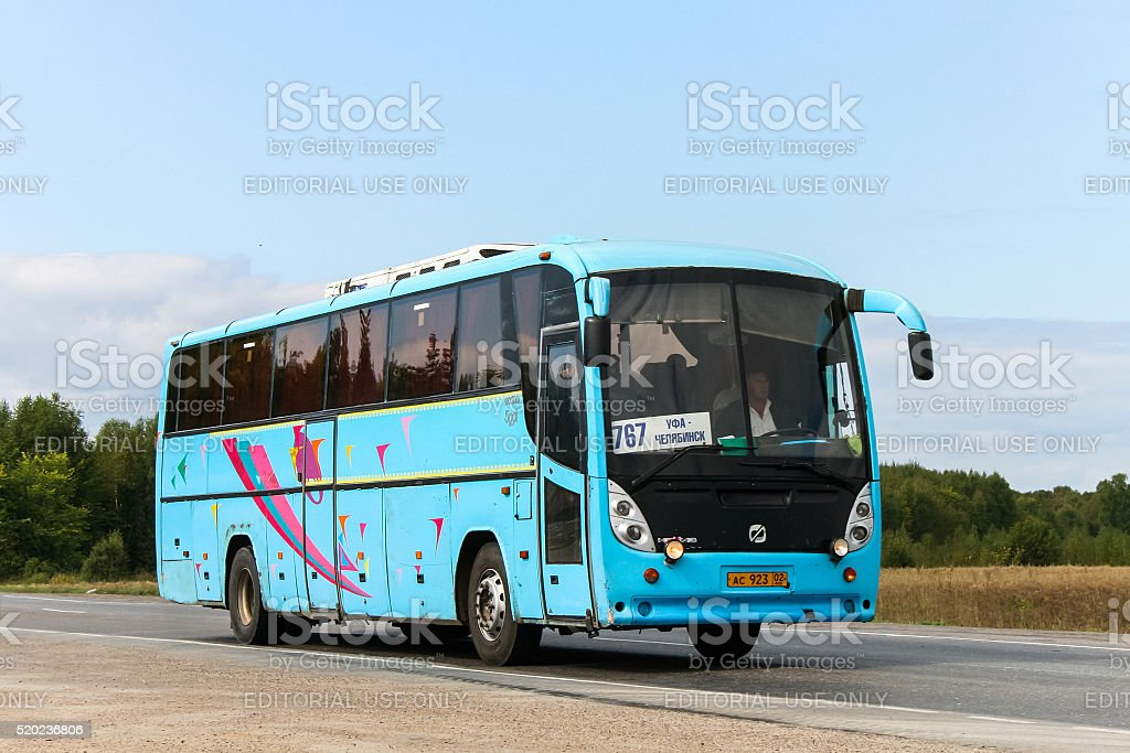 GolAZ 5291 Cruise stock photo
