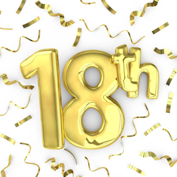 Royalty Free Number 18 Pictures, Images And Stock Photos