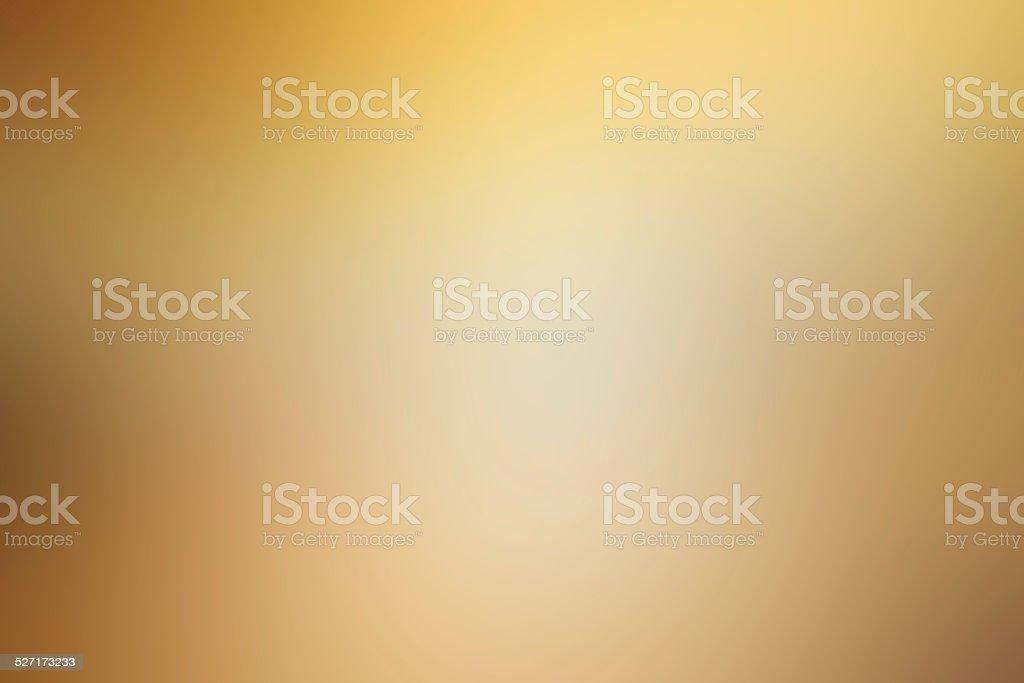 Goldene abstrakte glatt Hintergrund mit Farbverlauf verschwommen – Foto